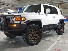 2015 Toyota FJ Cruiser White For Sale
