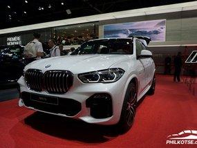 BMW X5 2019 on display at 2018 Paris Motor Show
