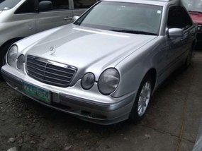 2000mdl Mercedes Benz E 240 Athomatic FOR SALE