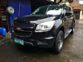 2013 Chevrolet Trailblazer Black For Sale