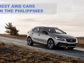 Top 5 best AWD cars for the money in the Philippines