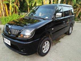2008 Mitsubishi Adventure GLX Black For Sale