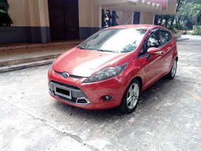 2011 Ford Fiesta S hatchback top of the line