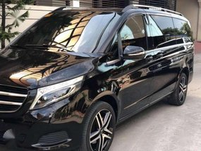 2017s Mercedes Benz V 250 Lmtd Edtion Matic