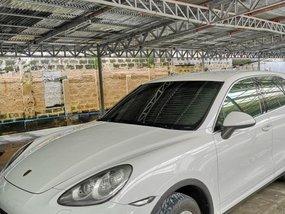 Porsche Cayenne 2013 Gasoline Automatic White