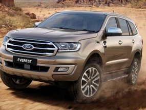 Malaysian-spec Ford Everest 2019 facelift officially teased
