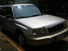 Local Subaru Forester 2001 for sale