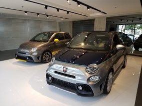 Abarth Philippines launches 4 new Fiat 500-based models