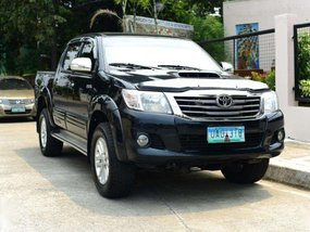 2013 Toyota Hilux G 4x2 Diesel MT FOR SALE