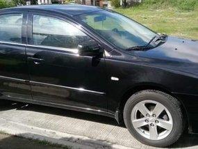 Mitsubishi Lancer EX 2008 Black For Sale
