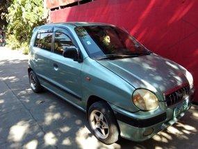 Kia Visto 2003 Green Hatchback For Sale