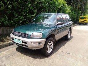 2000 Toyota Rav4 5 door matic gas FOR SALE