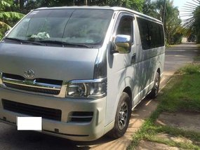 2005 Toyota HIACE Commuter FOR SALE