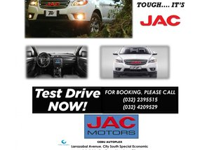 THE ALL NEW JAC T6 PICK-UP TRUCK 2018