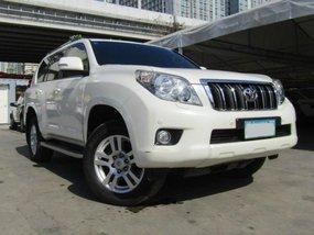 2013 Toyota Landcruiser Prado 4X4 Automatic