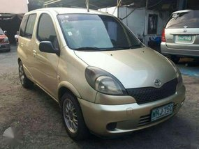 Toyota Echo Verso 1.3 VVTi engine same with Vios