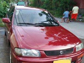 Price Negotiable 1996 Mazda 323 Familia Gen 2 Automatic Trans