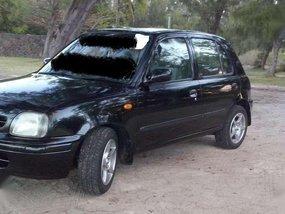 2007 Nissan Micra hatchback automatic