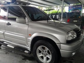 Almost brand new Suzuki Grand Vitara Gasoline 2002