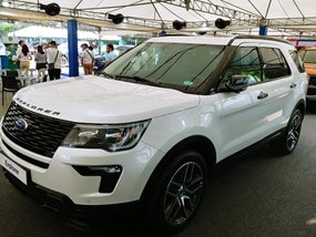 New 2018 Ford Everest White For Sale