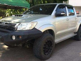 2013 Toyota Hilux Automatic Transmission 3.0 Diesel