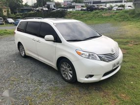 2015 Toyota Sienna Limited FOR SALE