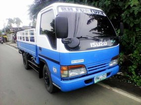 2013 Isuze Elf DropSide 10ft. Single Tire