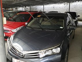 Almost brand new Toyota Corolla Gasoline 2016