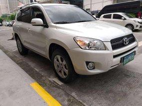 2012 Toyota Rav 4 4x2 Automatic Pearl White