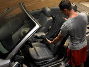 How Sweat Can Affect Leather Seats and How to Deal with Them