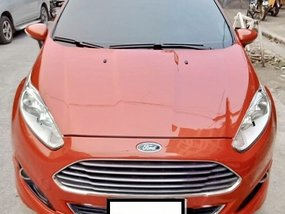 2015 Ford Fiesta 1.5L Sport AT FOR SALE