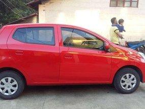 Toyota Wigo 2016 Manual FOR SALE