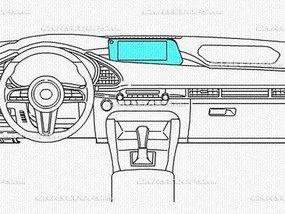 Leaked illustrations revealing the Mazda 3 2019 exterior & interior