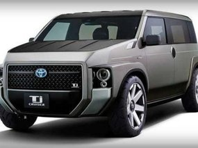 Toyota TJ Cruiser Concept to be showcased at PIMS 2018