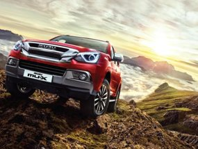 Isuzu MU-X 2018 facelift officially launched in India