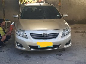 Toyota Corolla Altis 2009 Silver For Sale