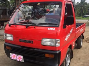 Sell Red 2020 Suzuki Carry Truck in Lapu-Lapu