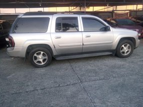 2004 Chevrolet Trailblazer Silver For Sale