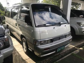 Nissan Urvan Escapade Manual Diesel 2005 For Sale