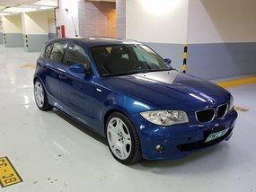 2006 BMW 116i Blue HB For Sale