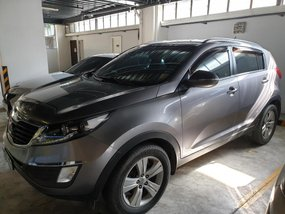 Kia Sportage 2014 Gray SUV For Sale