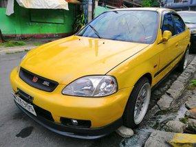 2000 Honda Civic V-Tec VTI Yellow For Sale