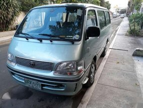 Toyota Hiace 1996 Diesel FOR SALE
