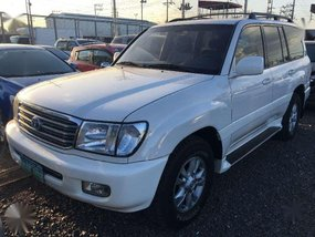 1999 Toyota Land Cruiser 4x4 LC100 V8 Gas AT