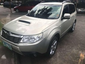 2011 Subaru Forester XT Top of the Line