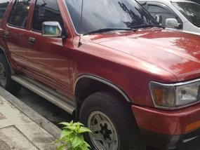 Toyota 4runner 1996 DIESEL AT FOR SALE