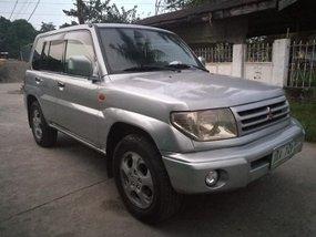 1998 Mitsubishi Pajero iO GDI Silver For Sale