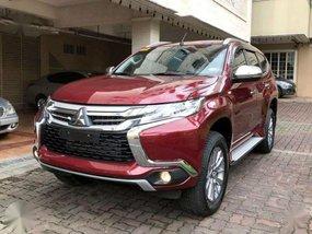 2017 Mitsubishi Montero Sport For Sale