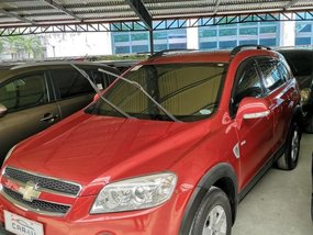 2007 Chevrolet Captiva Automatic Gasoline well maintained