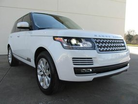 Land Rover Range Rover Sport 2014 Gasoline Automatic White